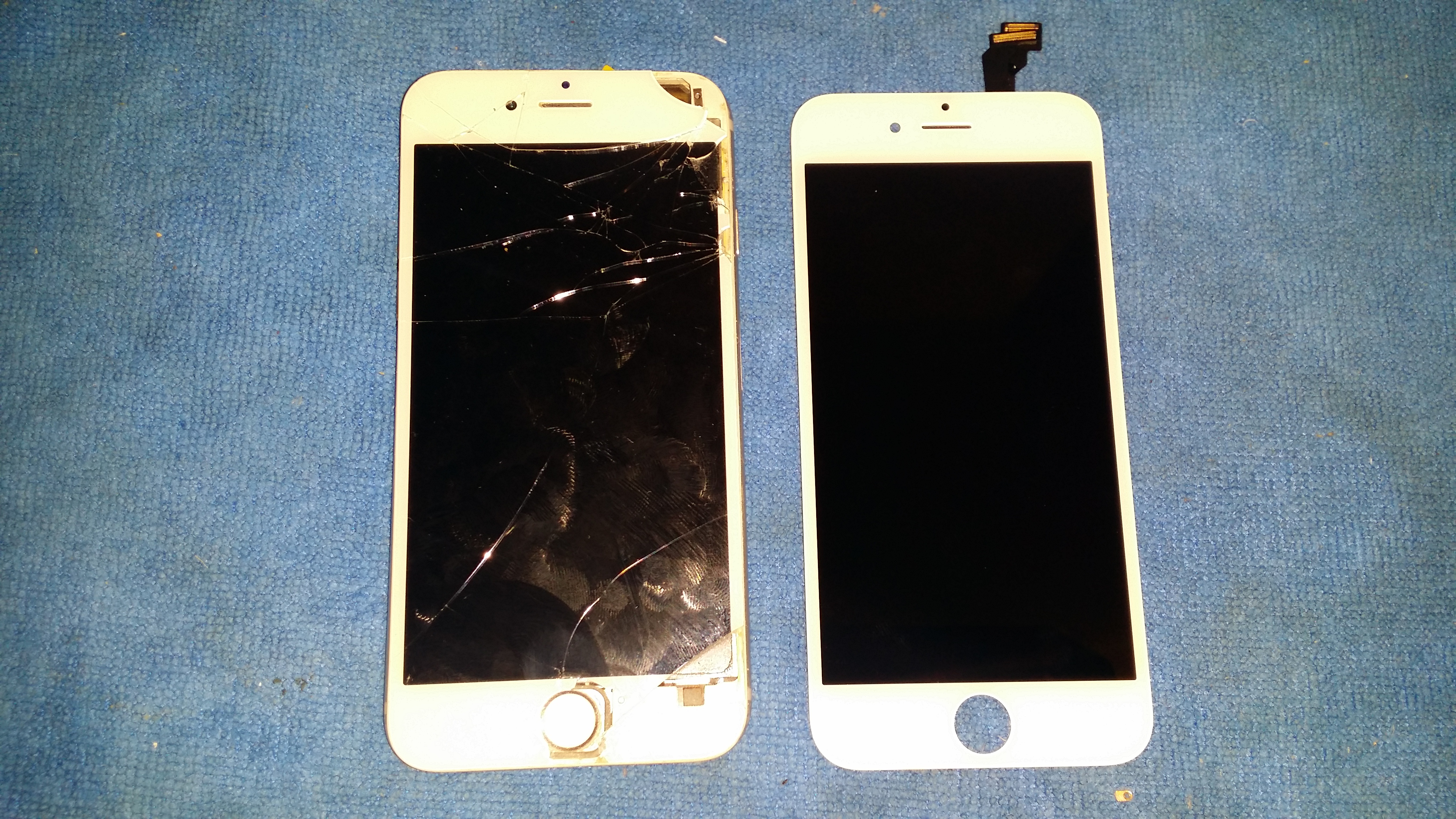 Remplacement cran iphone 6 2 expert mobiles - Reparation telephone lorient ...