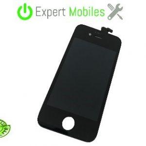 Ecran iPhone 4S noir reconditionné à neuf LCD original APPLE
