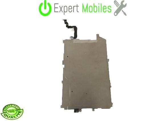 Plaque carter lcd liaison bouton home pour iphone 6 4 7 - Reparation telephone lorient ...