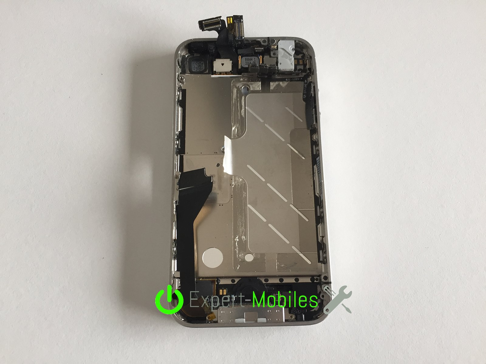 Remplacement cran iphone 4 2 expert mobiles - Reparation telephone lorient ...
