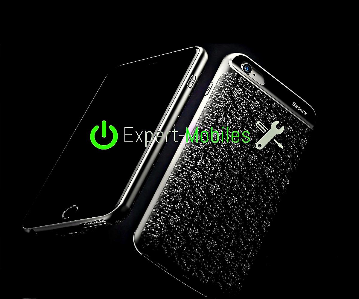 Baseus coque bank power 3650 mah iphone 6 6s plus expert mobiles - Reparation telephone lorient ...