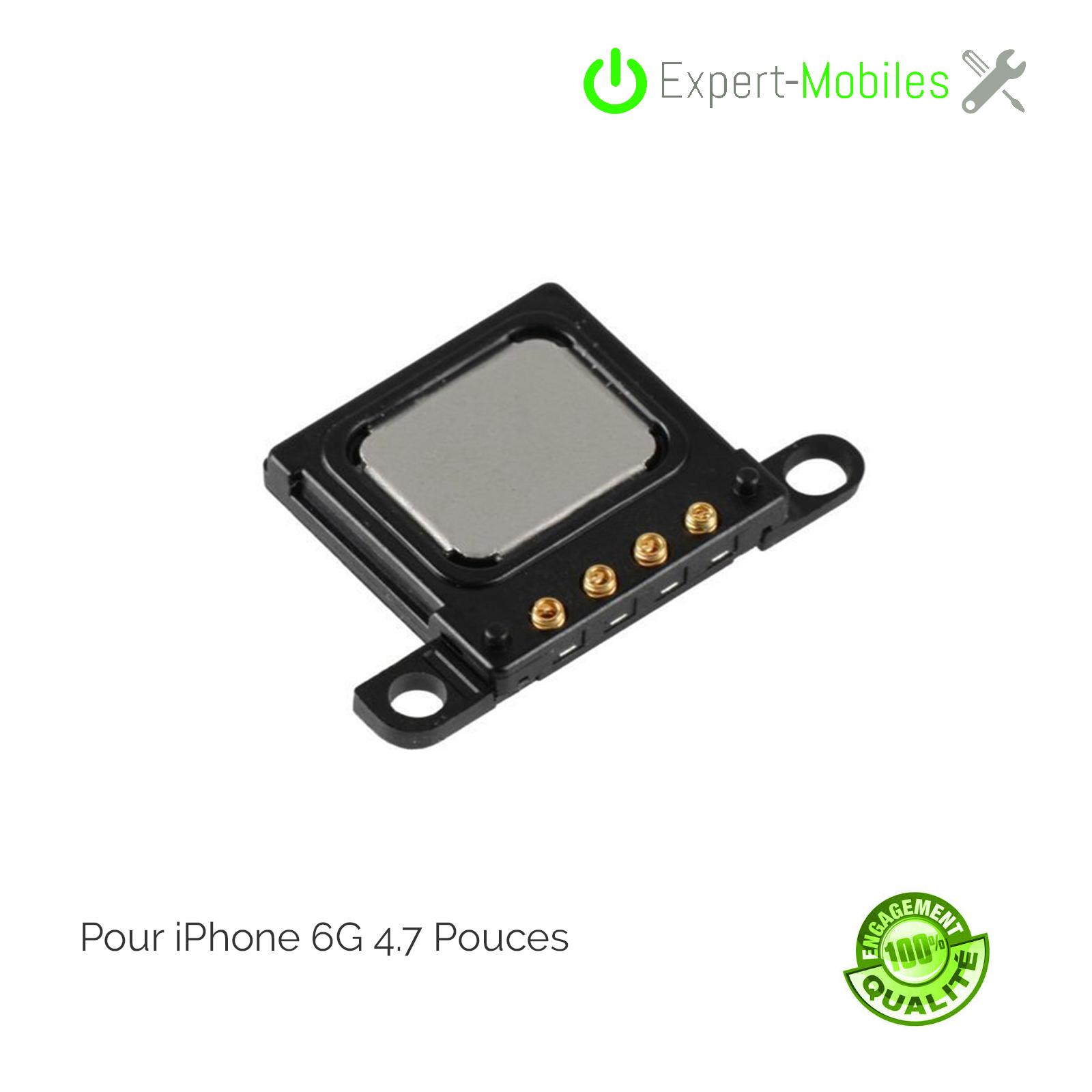 couteur interne oreille pour iphone 6 4 7 pouces. Black Bedroom Furniture Sets. Home Design Ideas